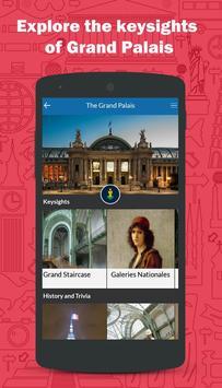 The Grand Palais Paris Tours screenshot 1