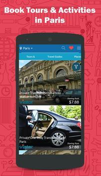 The Grand Palais Paris Tours screenshot 2