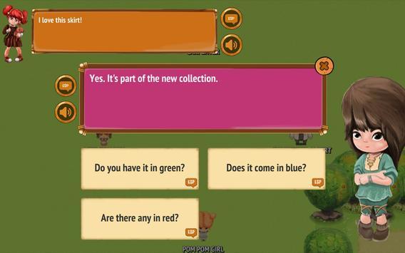 English Conversation Game screenshot 3