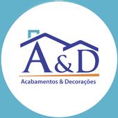 A&D Acabamentos icon