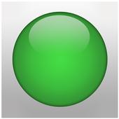 Little Green Button icon