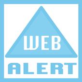 Widget web Alert icon