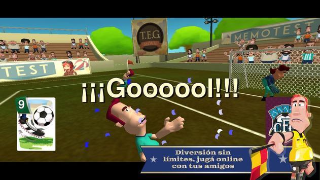 Carta Fútbol Club apk screenshot