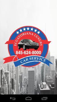 Ecuatoriana Car Service poster