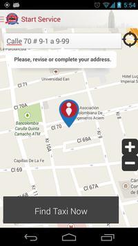 Ecuatoriana Car Service screenshot 2