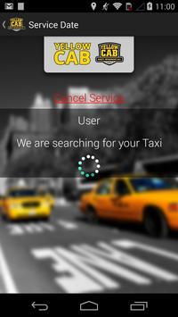 Yellow Cab Passenger screenshot 3