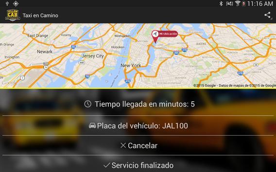 Yellow Cab Passenger screenshot 14