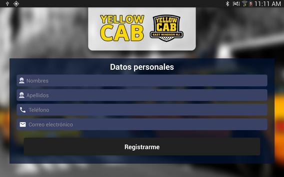 Yellow Cab Passenger screenshot 7