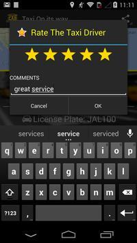 Yellow Cab Passenger screenshot 5