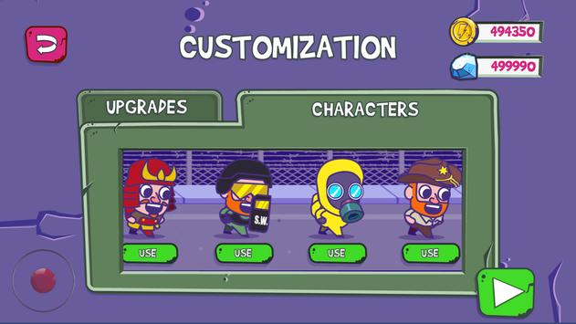 Crossy Zombie for MotionPlay screenshot 1