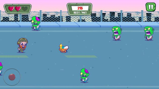 Crossy Zombie for MotionPlay screenshot 4