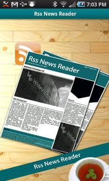 RSS Reader poster