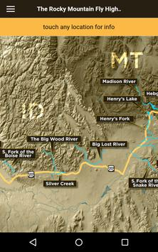 The Rocky Mountain Fly Highway screenshot 1