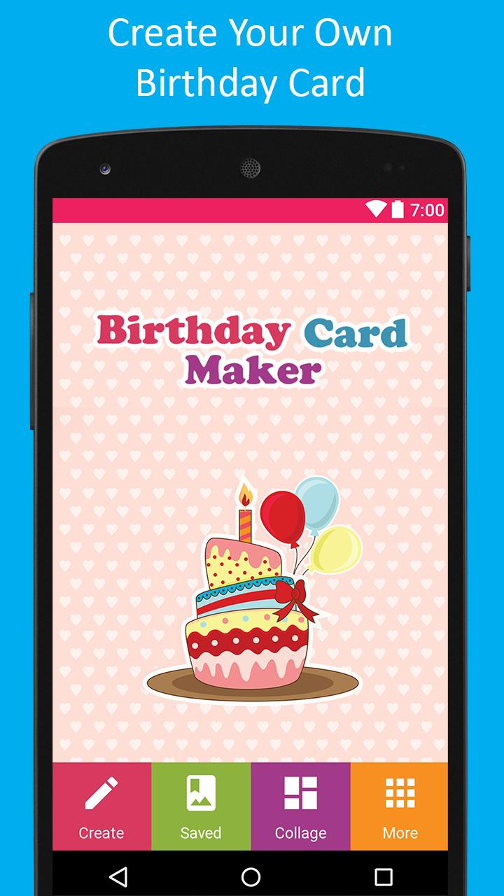birthday card maker for android  apk download
