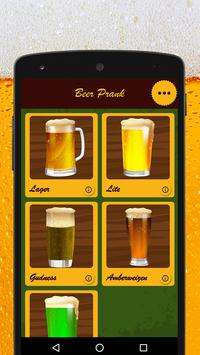 Beer Prank - Beer Drink Simulator screenshot 4