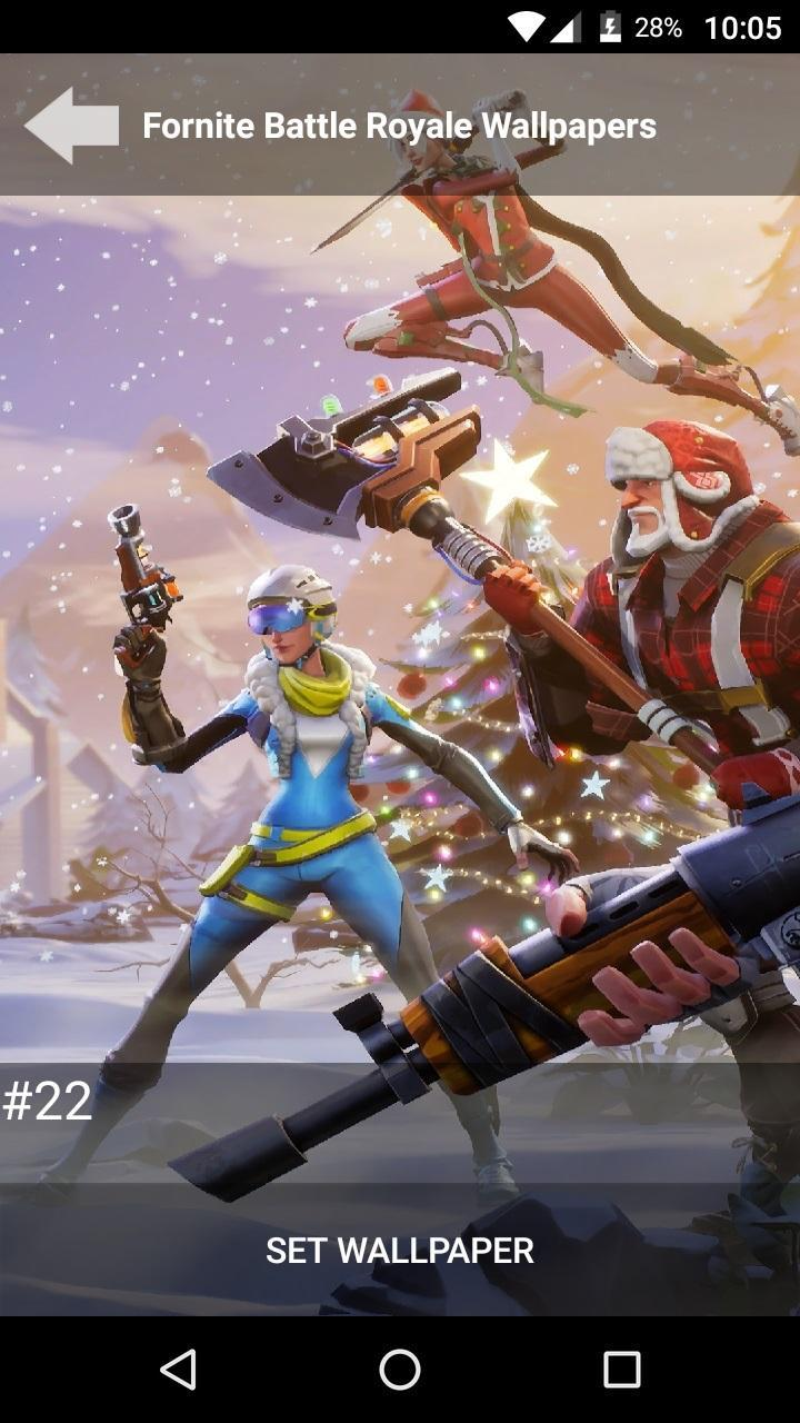 Fortnite Battle Royale Wallpapers Hd For Android Apk Download