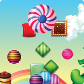 Jumping Candy icon
