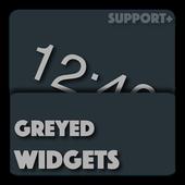 GreyedWidgets for KWGT icon