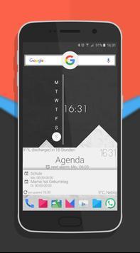 GreyedWidgets for KWGT apk screenshot