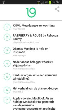 19 Results apk screenshot
