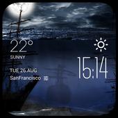 Battleship weather widget icon
