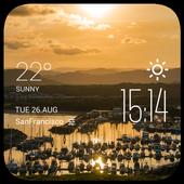 Coffs Harbour1 weather widget icon