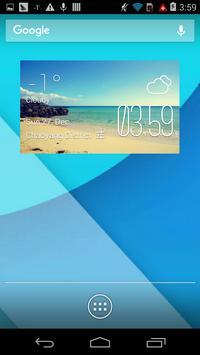 Sunshine Coast region weather poster