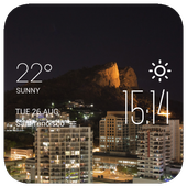 Townsville weather widget icon