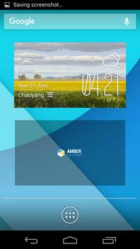 Wangaratta1 weather widget poster