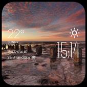 Wollongong weather widget icon