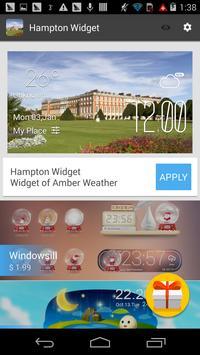 k1l1 a3b3c3d3 Hampton1 weather widgetclocka1b1c1d1 apk screenshot