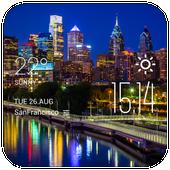 philadelphia2 weather widget icon