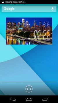 philadelphia2 weather widget poster