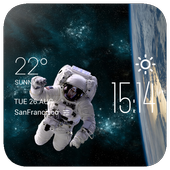 space station1 weather widget icon