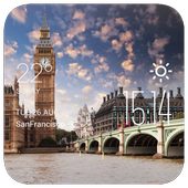 Westminster Weather Widget icon