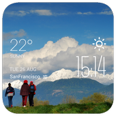 Port Coquitlam weather widget icon