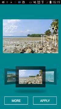 Shubra Kheima weather widget screenshot 1