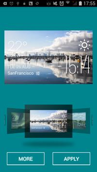 St. Albert  weather widget apk screenshot