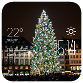 Strasbourg weather widget icon