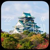 Osaka Weather Widget icon