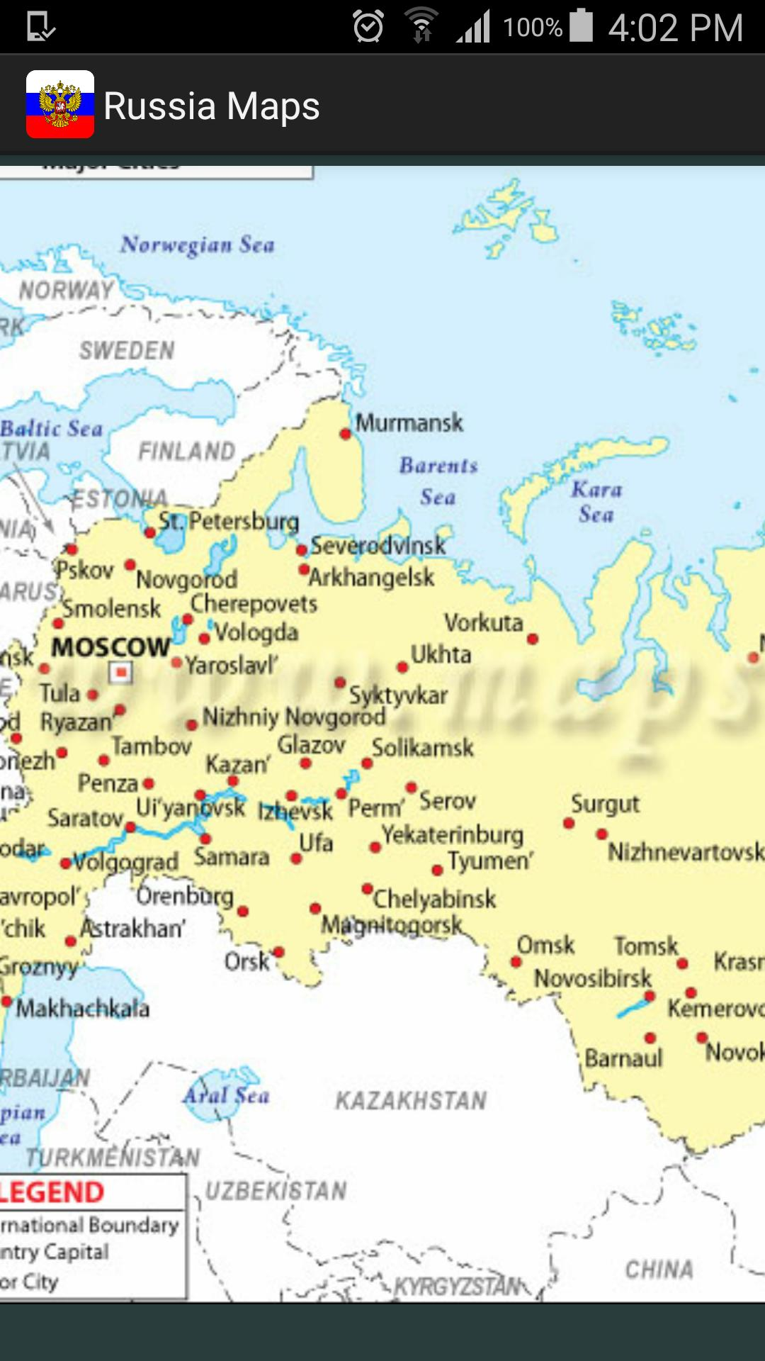 Russia Map Cities,Roads,Rivers for Android - APK Download on vilnius russia map, nyagan russia map, yuzhno russia map, novgorod russia map, jewish autonomous oblast russia map, khakassia russia map, sakha russia map, komsomolsk russia map, stavropol russia map, severomorsk russia map, krasnogorsk russia map, simferopol russia map, altai krai russia map, kalmykia russia map, tuva russia map, kirovsk russia map, volsk russia map, zagorsk russia map,