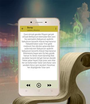 Top müzik  Buray Mecnun screenshot 2