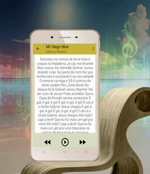 MC Nego Blue Música Bom Bom apk screenshot