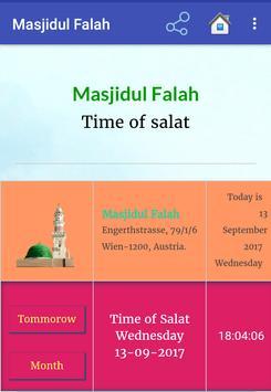 Masjidul Falah poster
