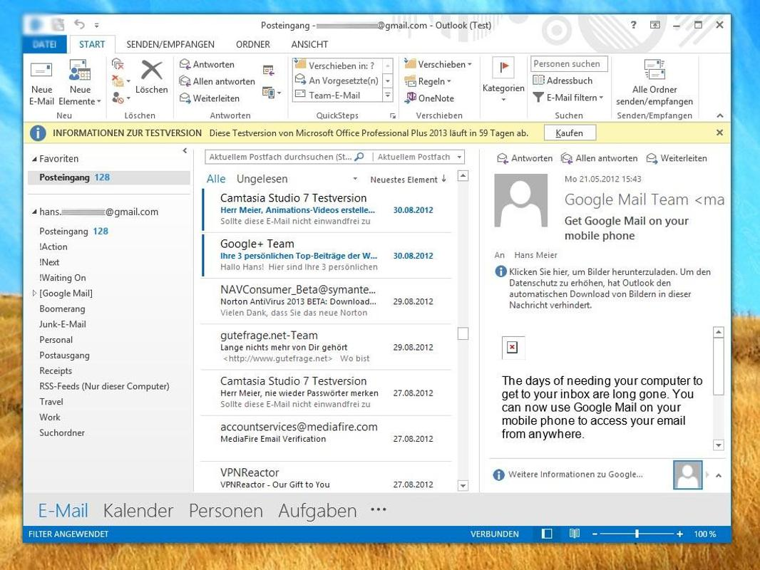 ms outlook 2013 download