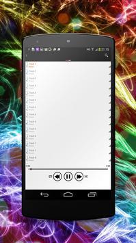 Music Player & Audio Player screenshot 2