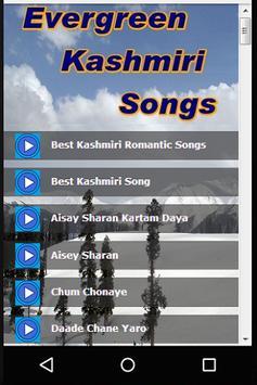 Best Ever Kashmiri Songs screenshot 1