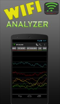 Wifi Analyzer Password apk screenshot