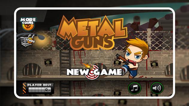 Metal Guns पोस्टर