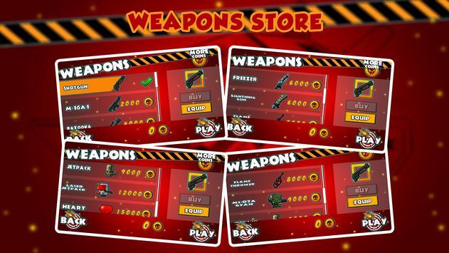 Metal Guns screenshot 2